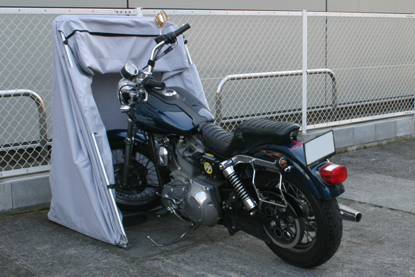 motorcycle cover the bike shield